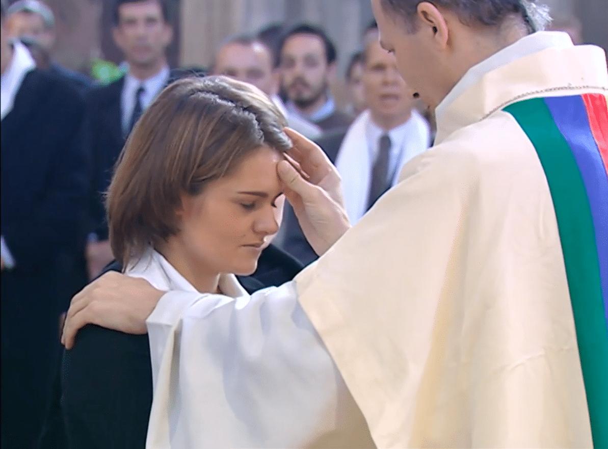 Sacrement confirmation catholique